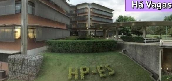 Sede da HP em São Bernardo do Campo