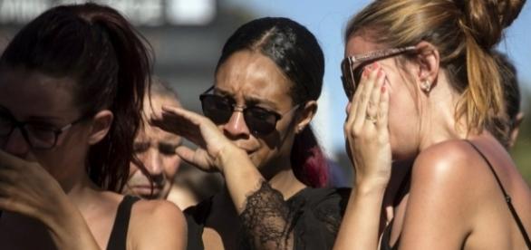 Víctimas del atentado de Niza.
