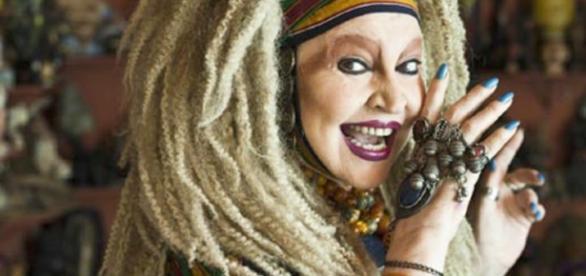 O Brasil se entristece com a morte de Elke Maravilha