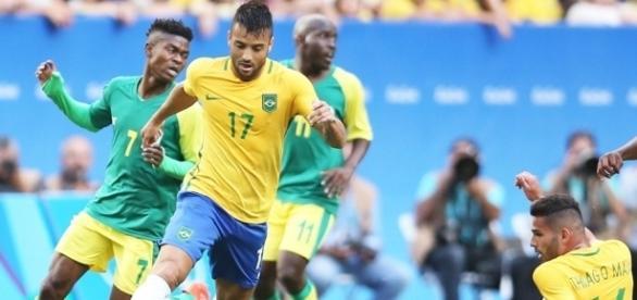 O Brasil tenta chegar à tão ambicionada medalha de ouro