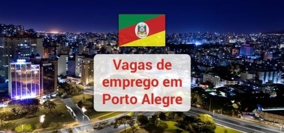 Porto Alegre tem mais de 10 mil vagas abertas - Foto: Reprodução Bestday
