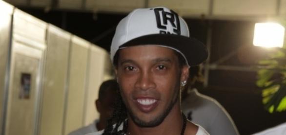 Ronaldinho Gaúcho, ex-jogador do Atlético Mineiro