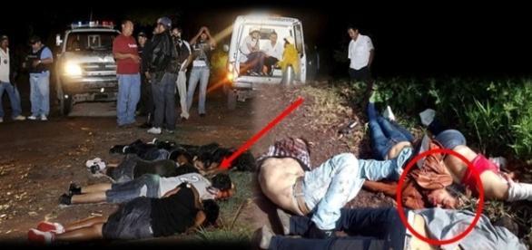 Altos índices de homicidios en América Latina