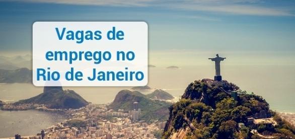 Cidade do Rio de Janeiro tem milhares de vagas abertas - Foto: Reprodução Spiceuptheroad