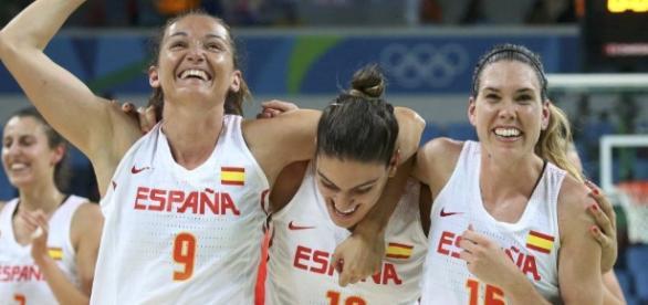 el seleccionado femenino está dentro de los cuatro mejores de los juegos