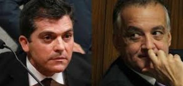 foto: Carlinhos Cachoeira e Fernando