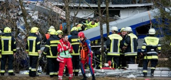 Grav accident feroviar în Franţa