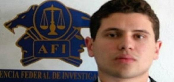 Ivan Archivaldo Guzmán Salazar, filho do narcotraficante 'El Chapo'.