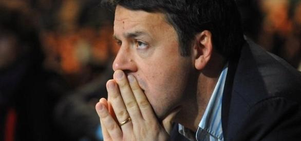 Matteo Renzi, presidente del Consiglio italiano.