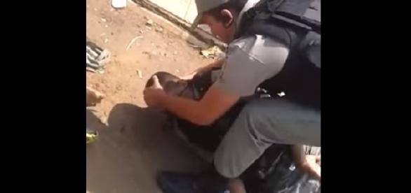 PM é morto com tiro no pescoço durante abordagem policial