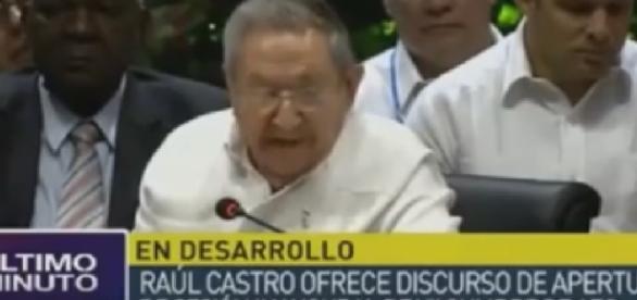 Raul Castro faz convocação polêmica