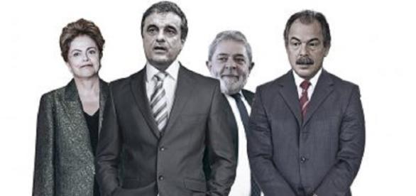STF abre inquérito contra Lula, Dilma, Mercadante e Cardozo
