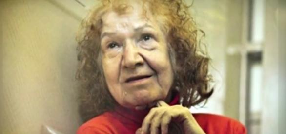 Tamara Samsonova matou uma senhora de 79 anos e desmembrou seu corpo