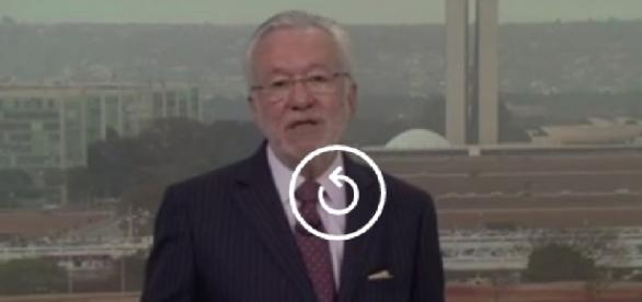 Alexandre Garcia surpreende e diz que Dilma tentou implantar comunismo no Brasil