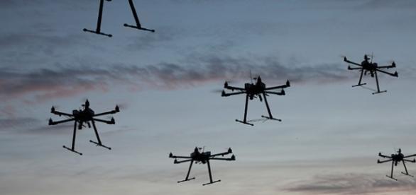 Drones serão lançados na intenção de levar a palavra de Deus aos povos
