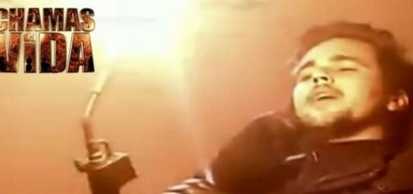 No canal ID, Tomás é o incendiário misterioso