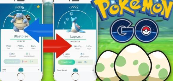 Pokémon GO : La transferencias de criaturas llegaría en noviembre