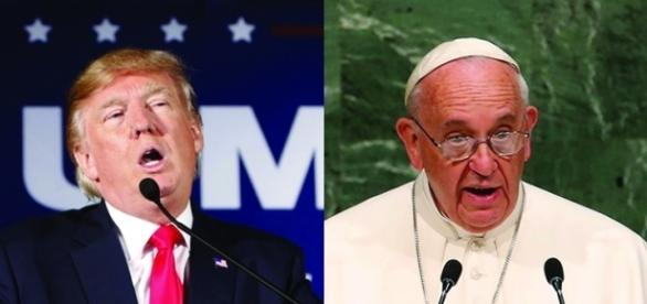 Pope Francis Says Donald Trump Is 'Not Christian' While Trump ... - shoebat.com