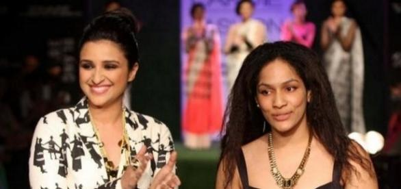 Top Indian fashion designers - Source: fashionlady.in/paint-it-neon-like-masaba-gupta/2281