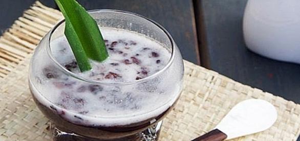 Un aperitivo distinto, es esta refrescante bebida Thai Pinterest