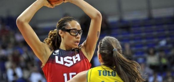 Baloncesto femenino: La selección femenina de Estados Unidos, en ... - as.com