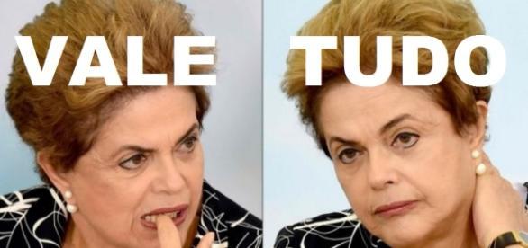 Dilma pode até chorar no dia do seu julgamento