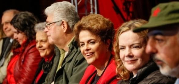 Dilma se defenderá pessoalmente (Foto: Roberto Stuckert Filho/PR)