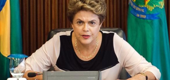 Dilma treinará respostas antes do julgamento (Foto: Reprodução)