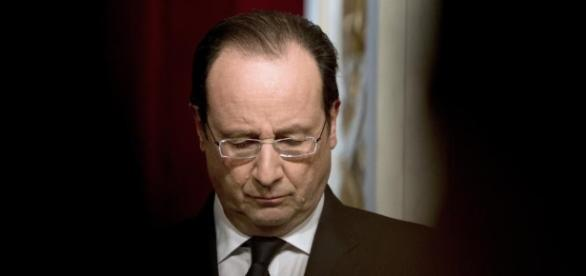 francois Hollande livre journalistes