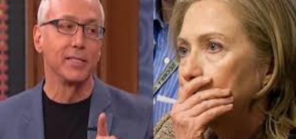 Hillary Clinton, Dr. Drew Pinsky Conservativetribune.com Creative Commons