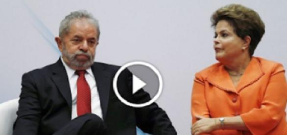 Luiz Inácio Lula da Silva e Dilma