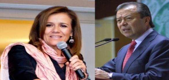 Margarita Zavala, puntera en las preferencias electorales