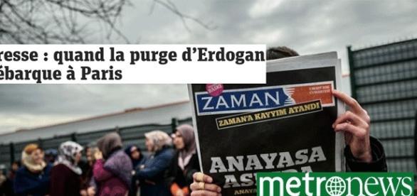 Pour éviter que ses abonnés soient molestés ou privés de passeport, Zaman France envisage de fermer