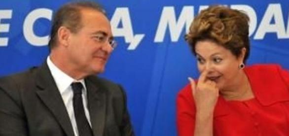 Renan Calheiros se reunirá com Dilma