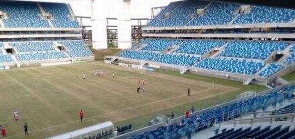 A Arena Pantanal recebe o principal jogo da rodada.