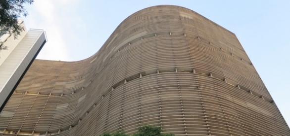 Cadeirante morto Edifício Copan São Paulo