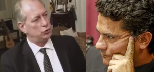 Ciro Gomes sugere que Moro seria morto nos EUA