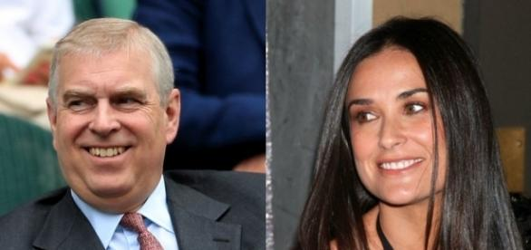 Demi Moore en couple avec l'oncle du Prince William ?