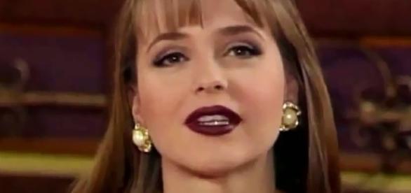 Gabriela Spanic como Paola Bracho em A Usurpadora.