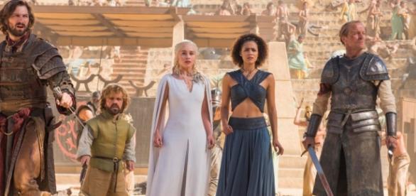 Game of Thrones chega ao final