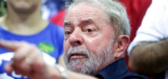 Lula em discurso - Foto/Reprodução