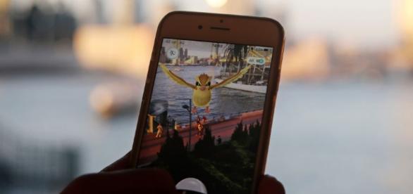 Nadie escapa al encanto de Pokemon Go