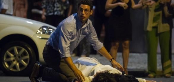 Cauã vive momentos difíceis em 'Justiça', nova minissérie da Globo