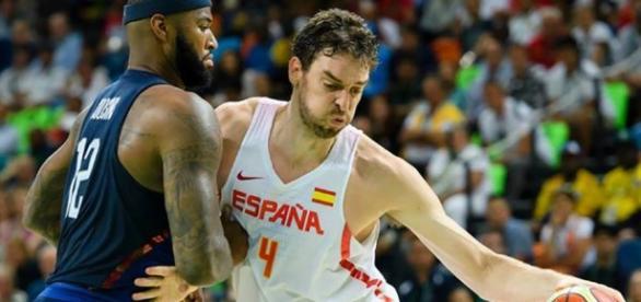 España pierde en semifinales con USA/ fuente juegos olímpicos