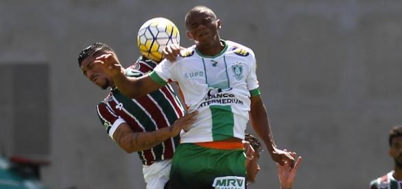 Fluminense ainda busca novo patrocínio master (Foto: Arquivo)