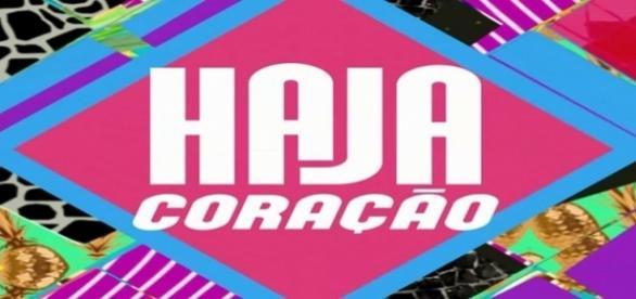 'Haja Coração' novela das 7 da Rede Globo