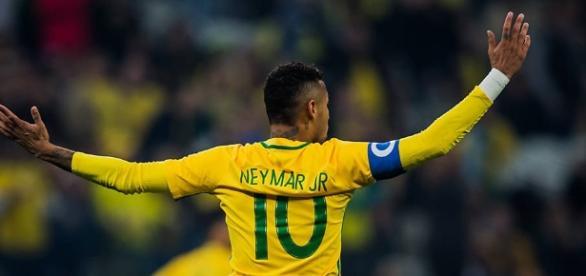 Neymar, o craque da seleção brasileira, foi fundamental na conquista da medalha de ouro histórica
