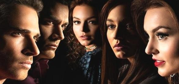 Tres Veces Ana, nova novela de Angelique Boyer