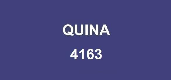 Anunciado o resultado da Quina 4163 neste sábado (20)