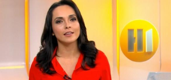 Apresentadora da Globo sofre atentado